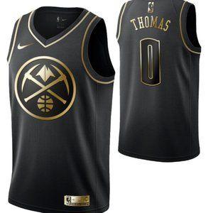 Denver Nuggets #0 Isaiah Thomas Jersey
